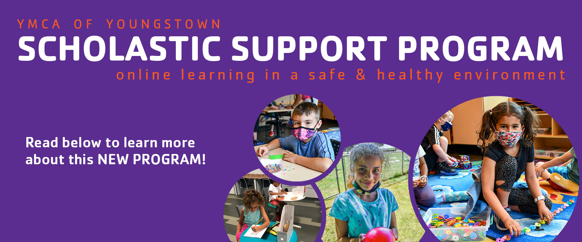 Scholastic Support Youngstown YMCA