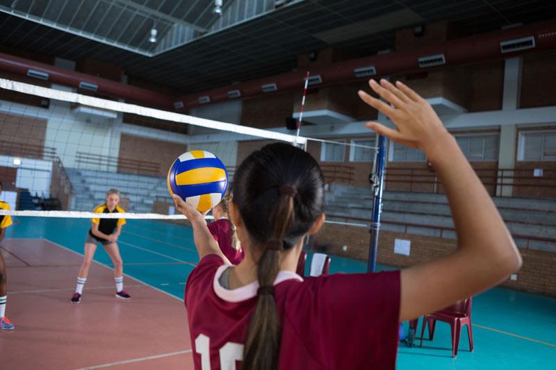 volleyball ymca